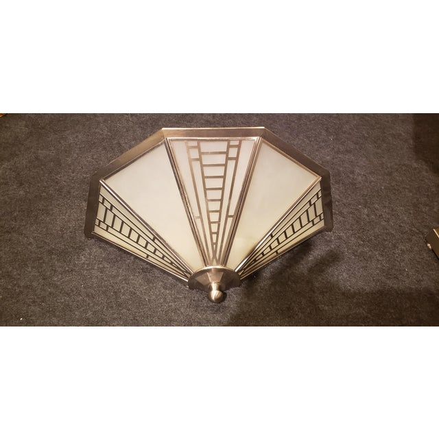 1990s 1990s Vintage Fredrick Ramond Luminaire Wall Sconce For Sale - Image 5 of 5