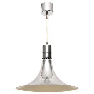 Franco Albini suspension light For Sale