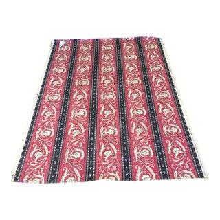McKenzie Hodsoll Roman Stripe Fabric Remnant