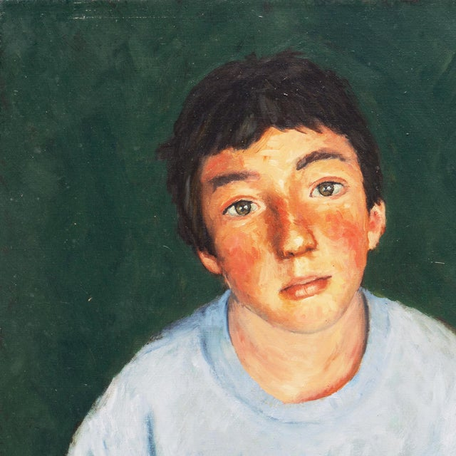 1980s 'Contemplative', 1990s, American School For Sale - Image 5 of 9