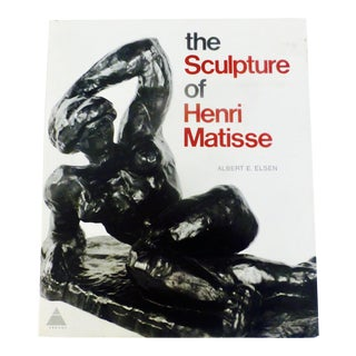 """The Sculpture of Henri Matisse"" Book"