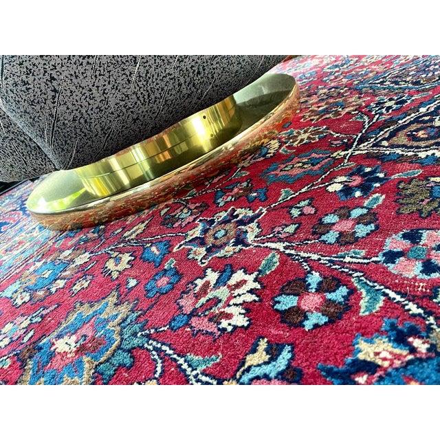 Milo Baughman for Thayer Coggin Swivel Club Chairs by Milo Baughman for Thayer Coggin - a Pair For Sale - Image 4 of 13