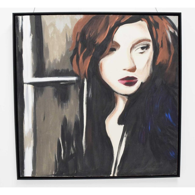 """Large Original """"The Pianist"""" Painting on Canvas by Nicole Morrow For Sale In Dallas - Image 6 of 6"""