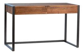 Image of Newly Made Wood Desks