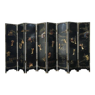 French Chinoiserie Screens, Paris, 1920s For Sale