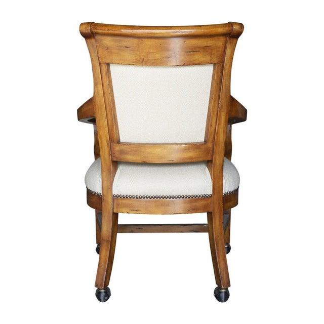 Fremarc Fremarc Designs Veranda Game Chair For Sale - Image 4 of 5