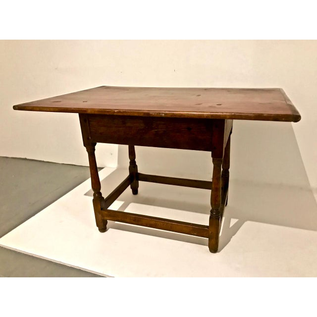 1790 Traditional Tavern Center Table For Sale - Image 12 of 12