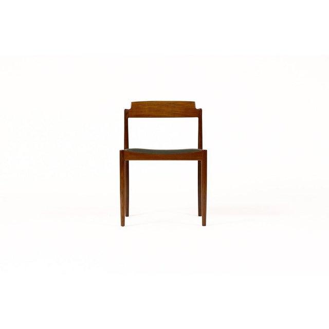 Danish Modern 1960s Danish Modern Ib Kofod Larsen for G-Plan Mahogany Dining Chairs - Set of 4 For Sale - Image 3 of 6