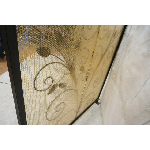 French Art Deco Room Dividers - A Pair - Image 7 of 7