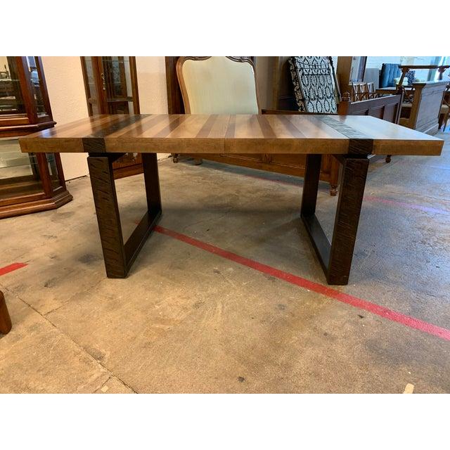 A R T Furniture Multi Finish Wood Table Leaf