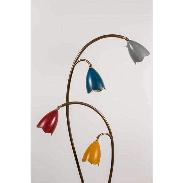 Italian Floor Lamp in the Style of Arredoluce - Image 2 of 10