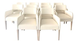 Image of Newly Made Art Deco Dining Chairs