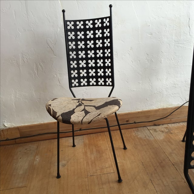 Arthur Umanoff Dining Chairs- Set of 4 - Image 7 of 10