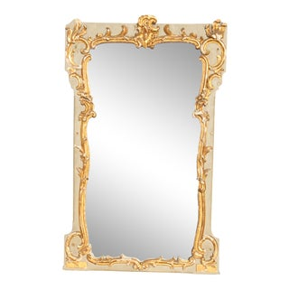 18th Century French Louis XV Mirror For Sale