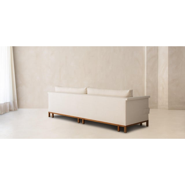 Not Yet Made - Made To Order Telmo Sofa For Sale - Image 5 of 8