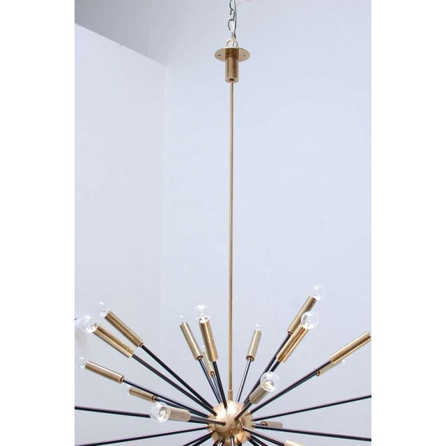 Elliptical Sputnik Chandelier - Image 5 of 10