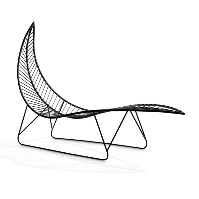 The LEAF Lounger is fluid and organic. The chair is inspired by nature and is reminiscent of organic leaf shapes with its...