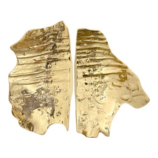 Covet Paris Leaf Ea1055 Door Pull For Sale