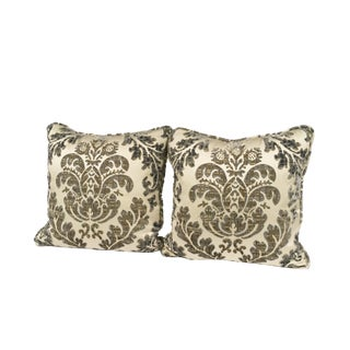 Cowtan and Tout Toss Pillow For Sale