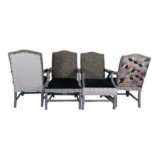 Dining Captain Chairs - Set of 4