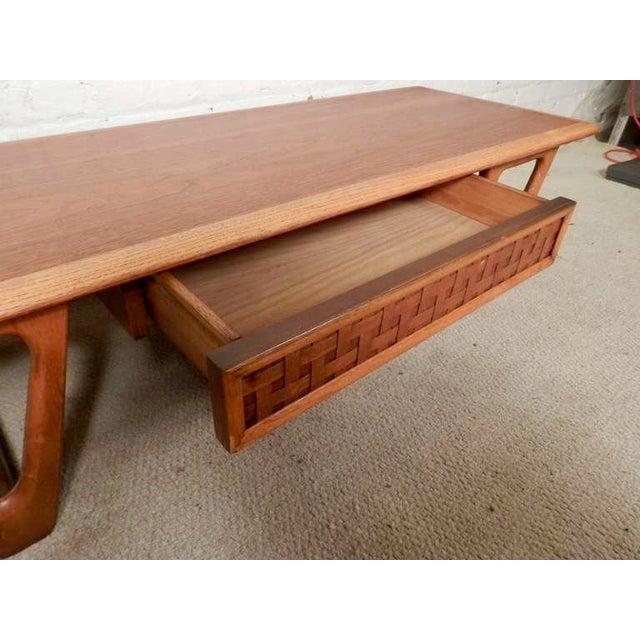 Lane Mid-Century Modern Coffee Table - Image 4 of 5