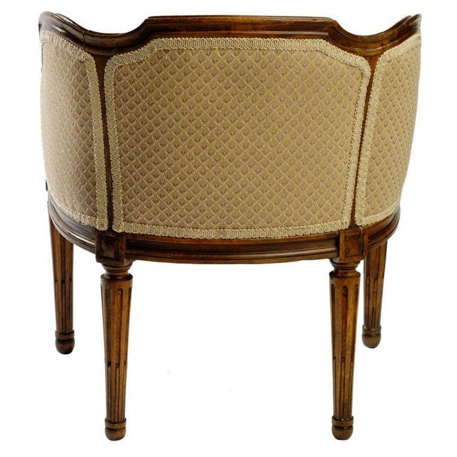Child Size Louis XVI Bergere For Sale - Image 4 of 8
