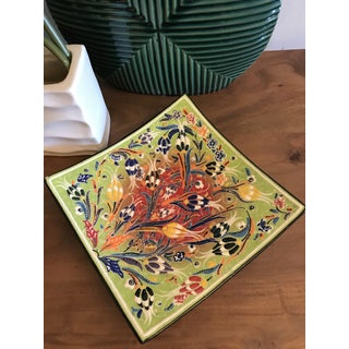 Turkish Hand Made Decorative Plate Preview