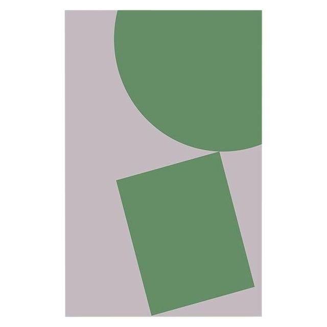 Pedro Alonso Miranda Untitled 850 Print on Paper For Sale