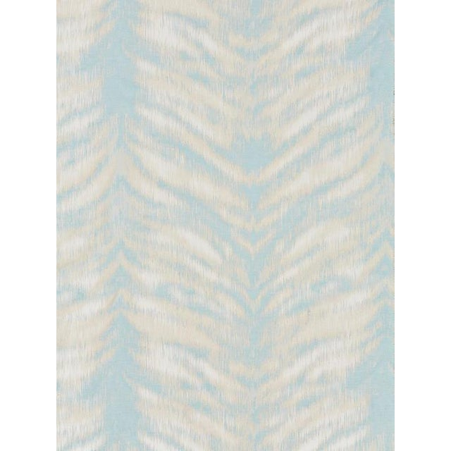 Transitional Sample, Scalamandre Safari Weave, Mineral Fabric For Sale - Image 3 of 3