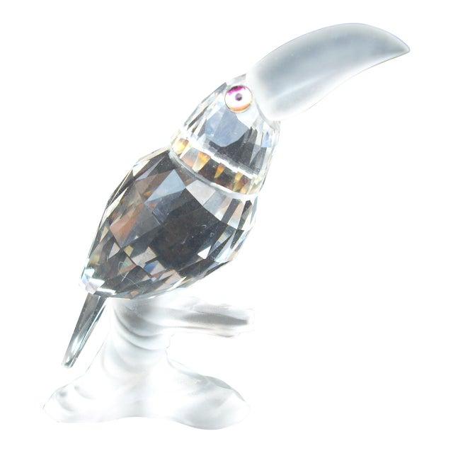 Swarovski Crystal Toucan For Sale
