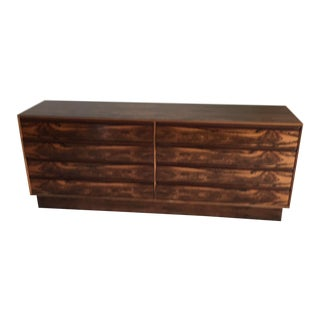 Westnofa Mid-Century Brazilian Rosewood 8-Drawer Chest For Sale
