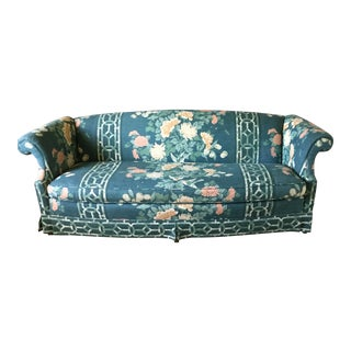 1990s Vintage Drexel Heritage Single Cushion Sofa For Sale