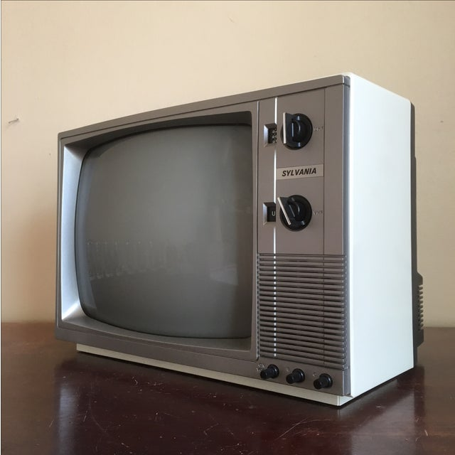 1985 Sylvania Television - Image 2 of 11