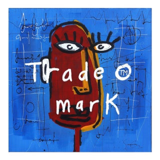 """Trademark"" Original Artwork by Soren Grau For Sale"