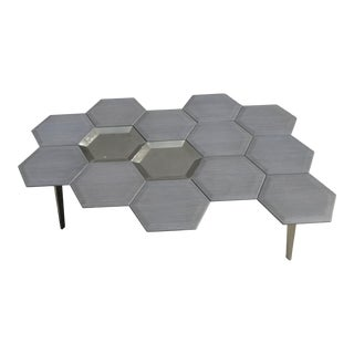 Icy a Coffee Table by Marcanato Mauriizio & Terry Zappa for Enne For Sale