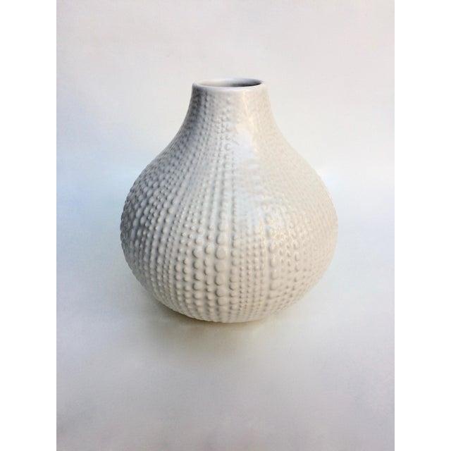 Jonathan Adler White Vase Chairish