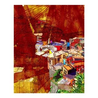 Premium Giclee Print Of Cinque Terra For Sale