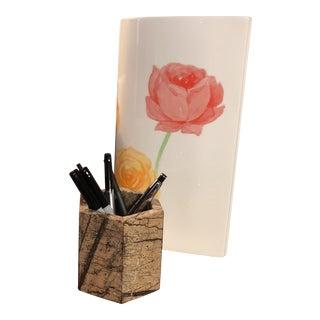 Mikasa Raindrop, Floral Vase