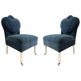 Pair of Flavor Custom Design Lounge Chairs