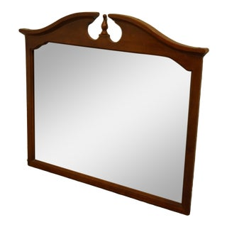 Late 20th Century American Drew Cherry Grove Collection Traditional Dresser/Wall Mirror For Sale