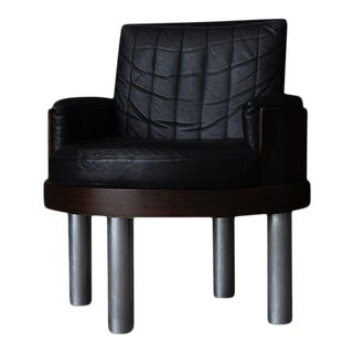 """Fauteuil Giro"" Swivel Chair For Sale"