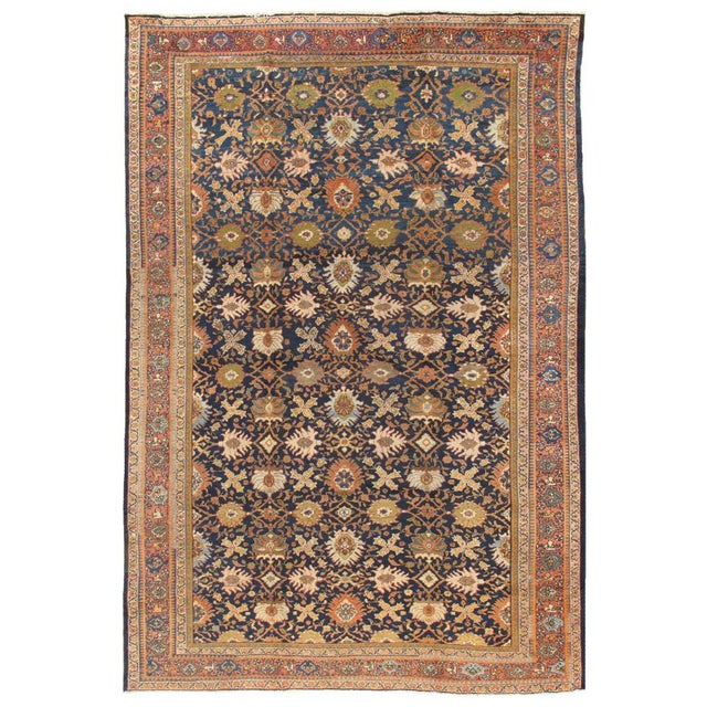 "Pasargad Sultanabad Collection Rug - 10' X 14'7"" For Sale"