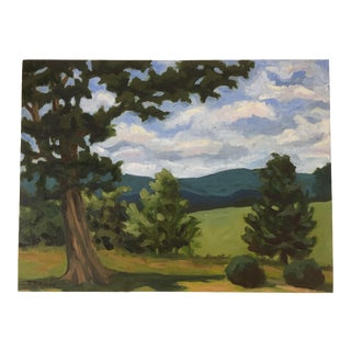 Contemporary Landscape Oil Painting For Sale