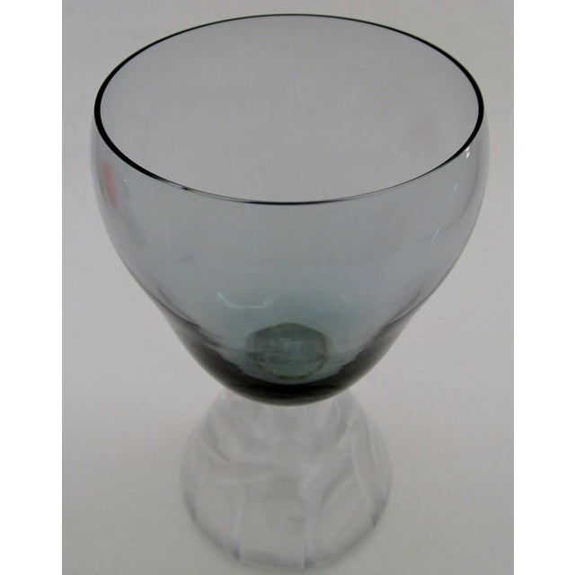 1950's Morgantown Art Glass Vase - Image 3 of 4