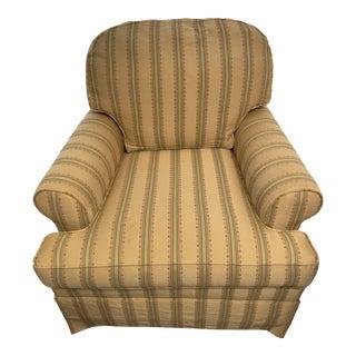 Ethan Allen Devonshire Swivel Chair For Sale