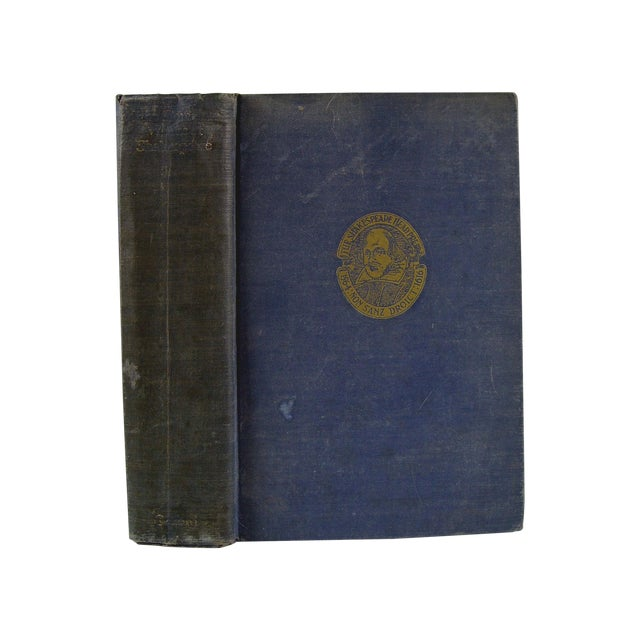 Antique 'The Works of William Shakespeare' Book - Image 1 of 5