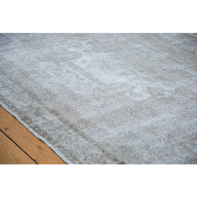 "Distressed Oushak Rug - 4'8"" X 7' - Image 8 of 10"