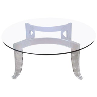 Lorin Jackson for Grosfeld House Cocktail Table For Sale