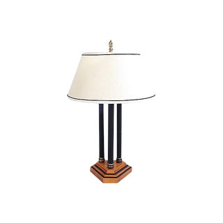 Modernist Bouillotte Lamp For Sale