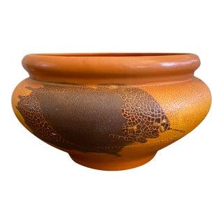 Vintage Royal Haeger Pottery Bowl For Sale